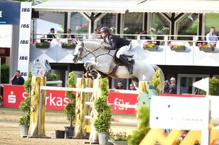 Placements for Hendrik at CSI Riesenbeck